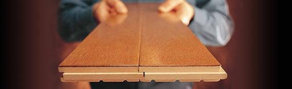 FloorPartners wood options