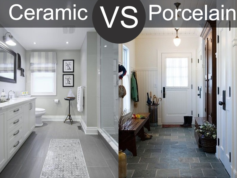 Porcelain Tile Vs Ceramic Jpg
